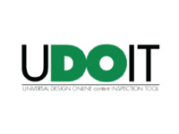 UDOIT - An Accessibility Check Tool in ICON