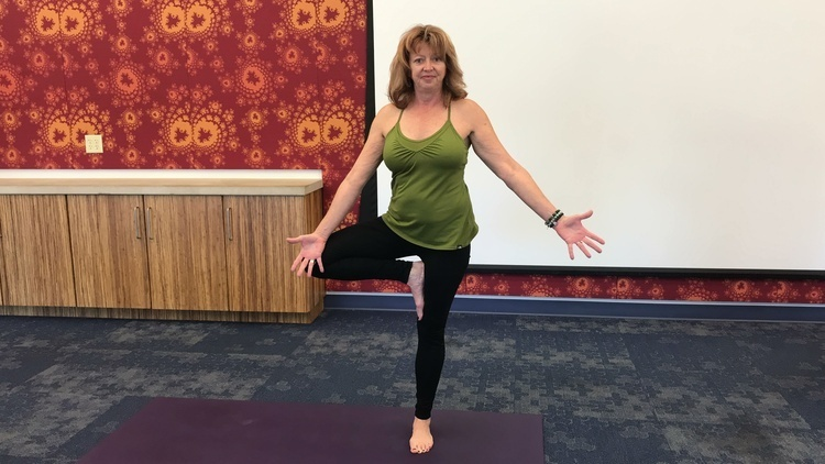 Lifelong Learning: Introduction to Yoga at University Center