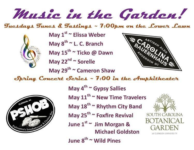Spring Concert Series: Rhythm City Band