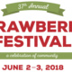 Sandy Spring Museum: 37th Annual Strawberry Festival!