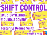 Shift Control: Live Storytelling