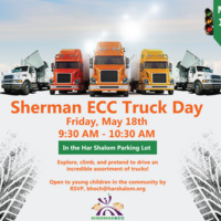 Potomac Area Community Truck Day at Har Shalom
