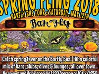 Spring Fling BarFly Bus Tour Pub Crawl