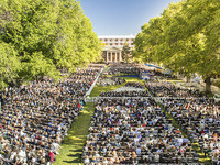 University Spring 2018 Commencement Ceremony