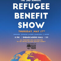 2nd Annual Refugee Benefit Show