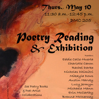 Student Poetry Reading and Exhibition
