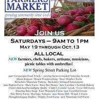 Williamstown Farmers Market