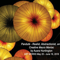 May-June Exhibits @ Art Works!