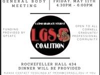 LGSC General Body Meeting