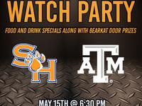 Bearkat Baseball Watch Party