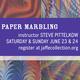 Workshop: Paper Marbling