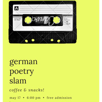 German Poetry Slam