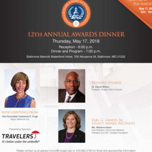Graves Honors 12th Annual Awards Dinner