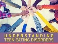 Understanding Teen Eating Disorders Book Signing, Panel Discussion