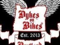 Dykes On Bike Pride Parade