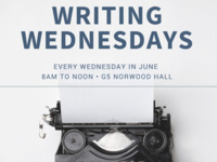 Writing Wednesdays