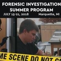Forensic Investigation Summer Program @ NMU