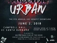 Urban Dance Company's 4th Annual Benefit Showcase: This Is Urban