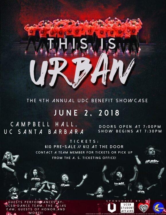 Urban Dance Company's 4th Annual Benefit Showcase: This Is Urban