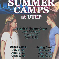 Theatre & Dance Summer Camp: Acting