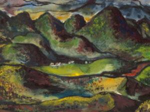 Richard Diebenkorn: Beginnings, 1942–1955