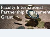 Faculty International Partnership Engagement (FIPE) Grant Workshop