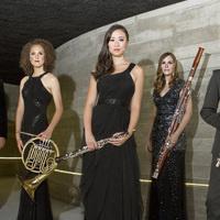 2018-19 Schneider Concerts Season - WindSync wind quintet