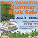Scotts Valley Friends Summer Book Sale