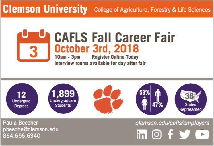 CAFLS Career Fair