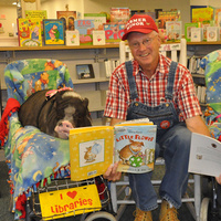 Farmer Minor and Daisy the Reading Pig - Elk Valley Branch Library