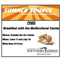 Breakfast with the Multicultural Center