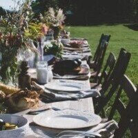 Farm-to-Table Event at JQ Dickinson Salt-Works