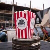 """Rooftop Cinema in DTLA: """"The Breakfast Club"""""""