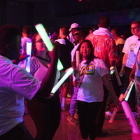 Glow in the Dark Dance Party