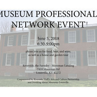 Museum Professionals Network Event