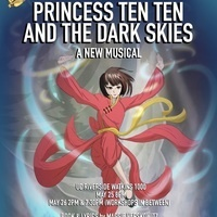 Princess Ten Ten And The Dark Skies (A New Musical)