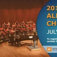 UTEP Summer All State Choir Camp