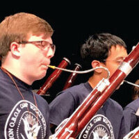 Bocal Majority Double Reed Camp