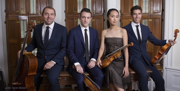 Escher String Quartet with Jason Vieaux