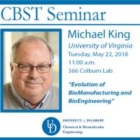 CBST Seminar: Michael King