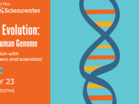 Science Cabaret Presents: Editing Our Evolution: Rewriting the Human Genome