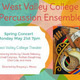 Percussion Ensemble Recitals