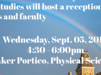 FGSS Welcome Event