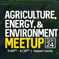 2018 Fall Agriculture, Energy & Environment Meetup