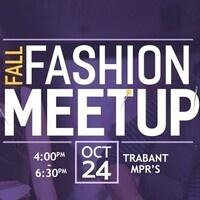 2018 Fall Fashion Meetup