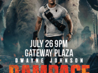 Movie Series: Rampage