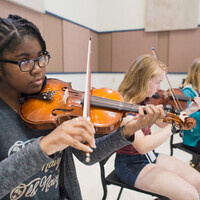 Junior Band & Orchestra Camp