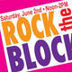 Rock the Block at Kentlands Square