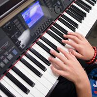 Senior Piano Camp