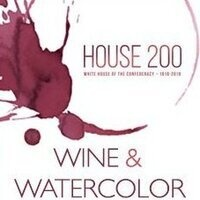 Wine & Watercolor